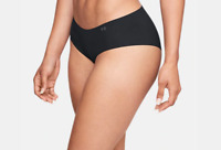 Under Armour Women/'s Pure Stretch Printed Hipster Panties XL 1302281-564