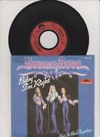 "7"" 1979 -  YOUNG LOVE : Baby I´m Right (  Vinyl mint   - ! )"
