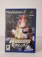 OROCHI WARRIORS COME NUOVO PER PS2 - ITALIANO, COMPLETO PLAYSTATION 2