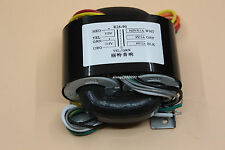 R26-90 0-115V 0-115V 40W R Core Transformer 0-165V(0.1A)  0-9V X2(1A) for preamp