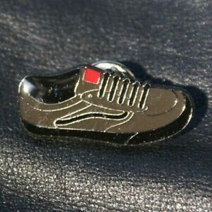 VANS Skateboard Shoe Pin Badge ROWLEY