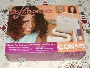 CONAIR SOFT BONNET HAIR DRYER SB1 NEW OPEN BOX