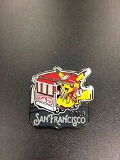 Pokemon 2016 World Championship Collector's Pin-Pikachu San Francisco-NEW