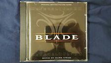 COLONNA SONORA - BLADE (MARK ISHAM). CD