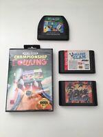 Sega Game Lot Of 4