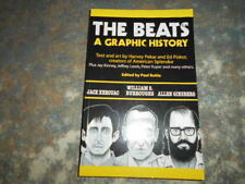 THE BEATS A GRAPHIC HISTORY. JACK KEROUAC, WILLIAM S BURROUGHS, ALLEN GINSBERG