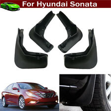 4Pcs Car Mud Flaps Splash Guard Fender Mudguard Fit For Hyundai Sonata 2011-2014