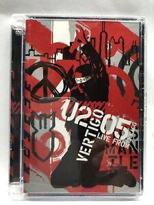 U2 Vertigo Live from Chicago 05 - DVD - AusPost with Tracking