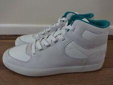 Vedren PLM Mediados Zapatos Lacoste Live Entrenadores Blanco Apagado UK 8 EU 42 nos 9 Nuevo + Etiqueta
