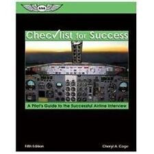Checklist for Success by Cheryl A. Cage (Paperback)