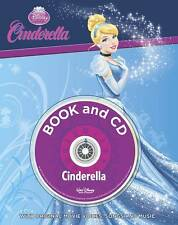 Disney Cinderella Book & CD (Disney Storybook & CD) by Disney - Hardcover