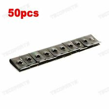 50pack Spire Clips (U-Clips) Assorted Kit Car Speed Clip Universal for Sportbike