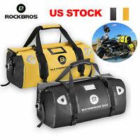 20L Cycling Bicycle Rear Seat Bags Storage Trunk Bike Pannier Rack Waterproof