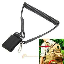 Molle Tactical Safety Rope Backpack Accessories Retractable Rope Handy Lanyard