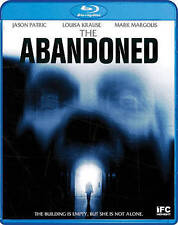 ABANDONED (Blu-ray Disc, 2016)