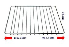 UNIVERSAL EXTENDABLE  ADJUSTABLE CHROME OVEN    SHELF RACK VERY SAFE AND STURDY