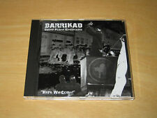 Barrikad - Here We Come! CD anenzephalia genocide organ brighter death now grunt