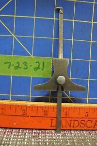 Lufkin 511 Depth Gage with 2310 Hook Rule
