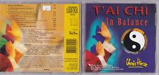 CHRIS HINZE -Tai Chi-In Balance Vol.1- CD near mint