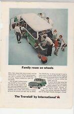1955 International Harvester S110 Travelall Truck Factory Photo Ref.# 48836