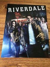 Riverdale Cast Autographed 11x14 Photo x3 Lili Reinhart Camila Mendes Cole