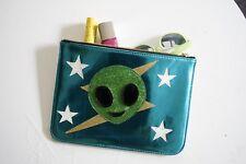 Fashion Women Lady Zip Faux Leather Clutch Glitter Case Purse Wallet Handbag