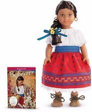 New American Girl Josefina Mini Doll Beforever with Mini Book In stock