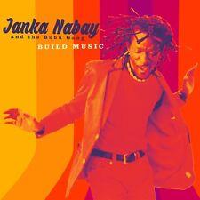 JANKA AND THE BUBU GANG NABAY - BUILD MUSIC DOWNLOADCODE  VINYL LP + MP3 NEU