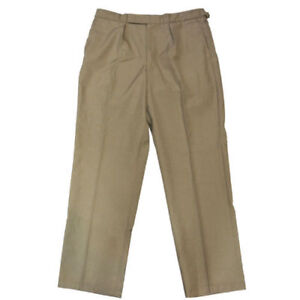 British army/raf officers 1940s vintage  tropical trousers all sizes available