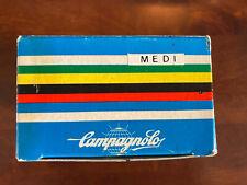 Campagnolo Superleggeri Aluminum Toe Clips 0990 Size M Medi Medium - NOS, NIB