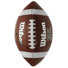 ✅🏈 Official WILSON Football TDS NFL American Super Bowl Ball Soft Grip League