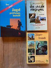 3 x Jägerprüfung und Jägerbrauchtum;