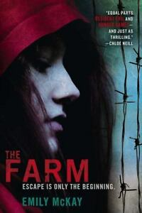 The Farm by Emily McKay BRAND NEW Paperback Fiction for Young Readers YA