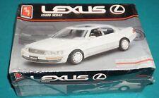 Lexus LS400 Sedan AMT 1/25 Factory Sealed.
