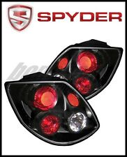 Spyder Toyota Matrix 03-05 Euro Style Tail Lights Black