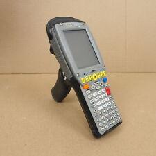 Psion Teklogix 7535 G2 Windows Handheld Pda Barcode Scanner W Handle