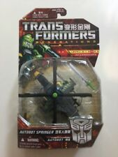 Transformers Generations GDO Deluxe Class Autobot Springer