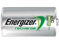 48-Pack C Energizer Recharge NiMH Batteries (2500 mAh)