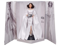 🔥SHIPS TDY🔥 Star Wars A New Hope Princess Leia Barbie Signature Doll IN HAND🔥