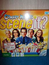 Scene IT? Commedia Film DVD-IL GIOCO con vera filmati-NUOVO e SIGILLATO