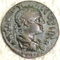218 AD RARE ELAGABALUS Parion Parium Mysia Authentic Ancient Roman COIN