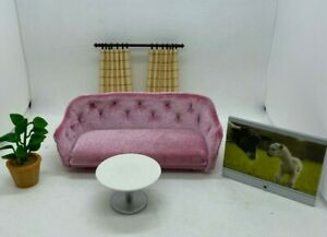 Lundby Dollhouse Living Room Set
