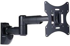 Del brazo del oscilación Pared TV Soporte adecuado para 23, 24, 28, 32 42 LED O LCD TV S-BLA