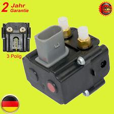 Neu Kompressor Ventil Niveauregulierung LuftfederungFür BMW 5er E61 37206789937