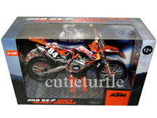 Automaxx 2014 Red Bull KTM 250 SX-F Bike 1:12 600063 Jeffrey Herlings #84