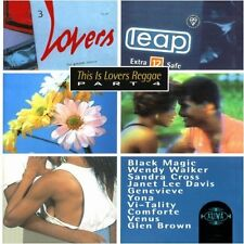 Lovers Leap [CD]