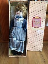 1984 Musical Porcelain Schmid Moulin Rouge Doll House Doll