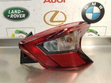 NISSAN MICRA MK5 K14 2017- DRIVERS RIGHT REAR TAIL LIGHT LAMP ASSEMBLY 22018728