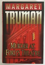 Murder At Ford's Theatre Margaret Truman 1St Edition 2002