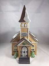 Dept 56 New England Village #5955-2 Sleepy Hollow Church